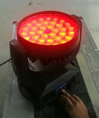 Cabezas Wash 36x10w RGBW
