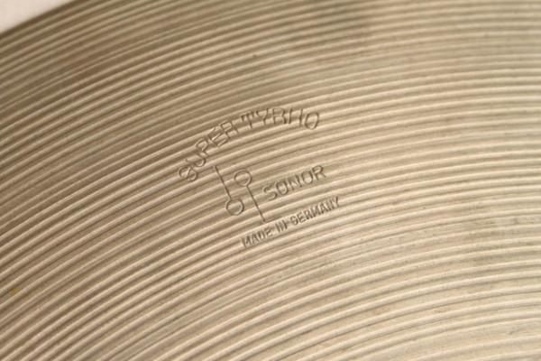 """Plato Super Tyrko Sonor 18"""" Crash/Ride"""
