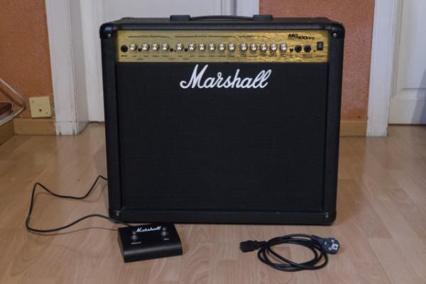 Marshall MG series 100DFX