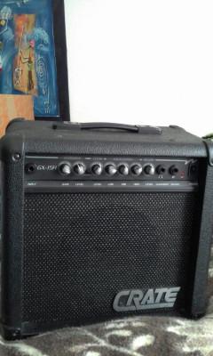 Amplificador Crate GX-15R