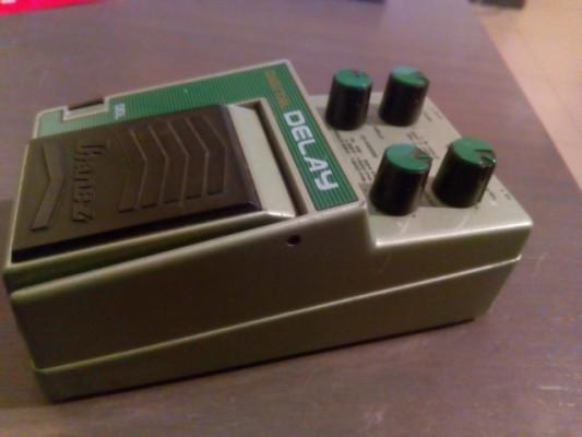 Ibanez Digital Delay DDL, de los 80