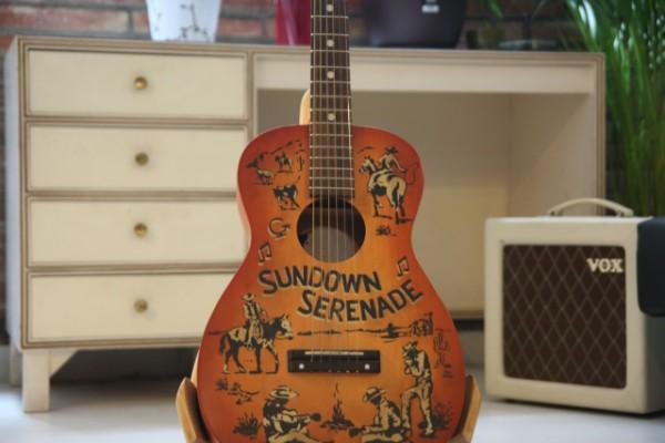 Gretsch G4500 (guitarra junior)