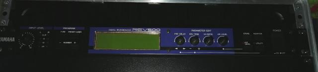 Reverb Yamaha 500