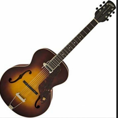 GUITARRA JAZZ GRETSCH NEW YORKER