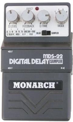 Monarch mds-22 digital delay/sampler