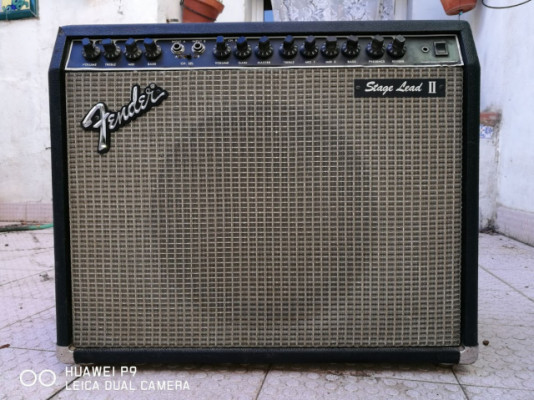 Fender STAGE LEAD II 100 W (1983-1985)