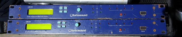 Procesador Turbosound LMS D4