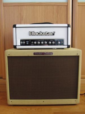 Blackstar HT-5H - tolex blanco.