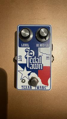 Pedal Pawn Texas Twang (sonido SRV a tope!)