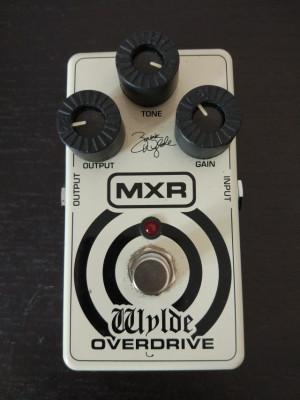 MXR Zakk Wylde overdrive