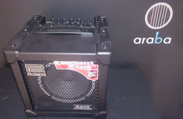 Amplificador Bajo Roland Cube 20XL