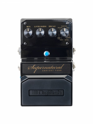 Digitech/hardwire supernatural ambience reverb