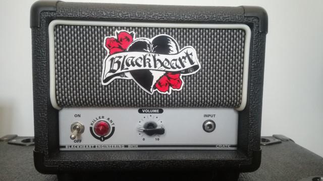 BLACK HEART KILLER ANT 1W