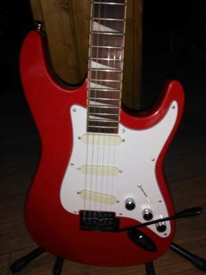 stratocaster años 80