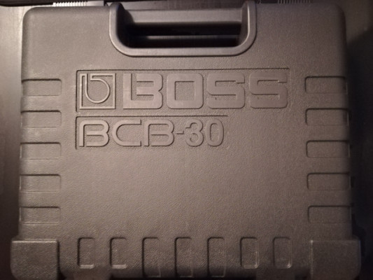 BOSS BCB30 PEDALERA