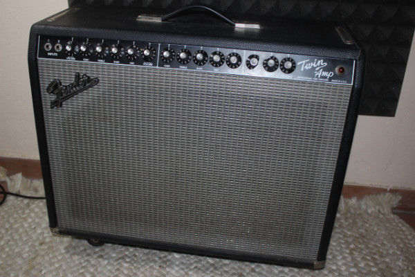 Fender The Twin Amp 1998