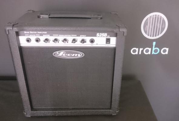 Amplificador Bajo Leem S25B