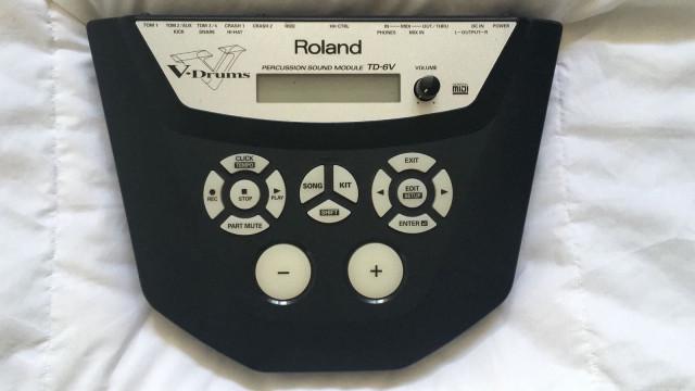 Roland TD 6V