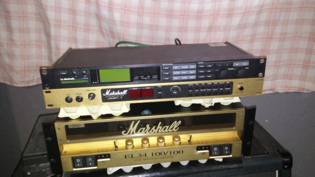 VENDO G-Force y Marshall JMP1