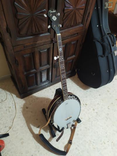 Banjo Fender FB 54