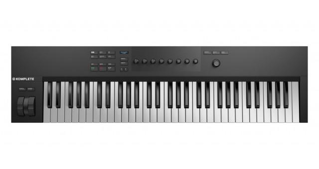 NUEVO KOMOLETE KONTROL A61+instrumentos virtusles