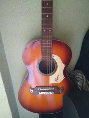 Vendo Framus Gaucho 1970 acústica