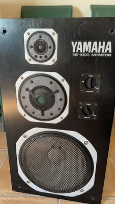 monitores yamaha ns1000