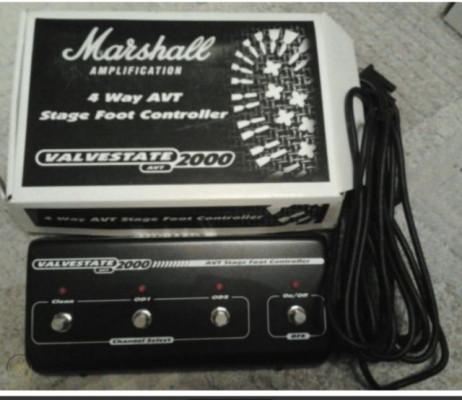 Busco pedal de cambio Marshall AVT 2000 100w