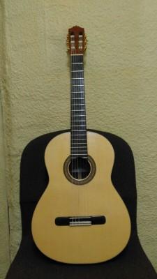"""Guitarra flamenca """"Vasilis lazarides"""" mod.Arcángel fernández 2010"""
