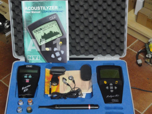 Pack mediciones NTI