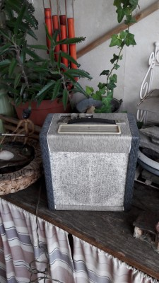 Amplificador a valvulas tipo Champ finales de los 50!!!