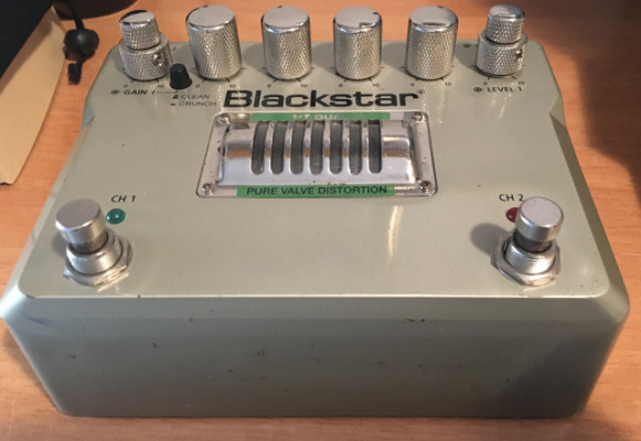 Blackstar ht dual distortion
