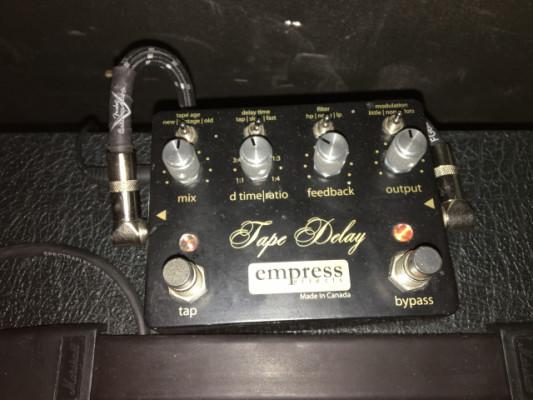 Delay Empress Tape Dely