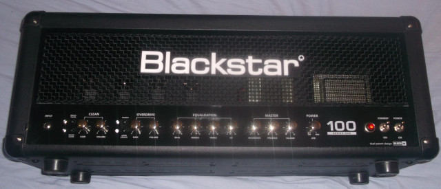Blackstar series one 100 cabezal