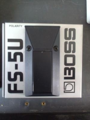 Pedal Boss Fs 5u