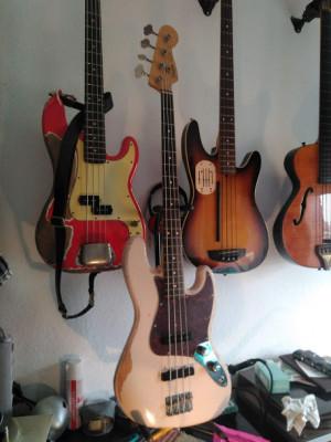 Fender Jazz Bass Flea Signature