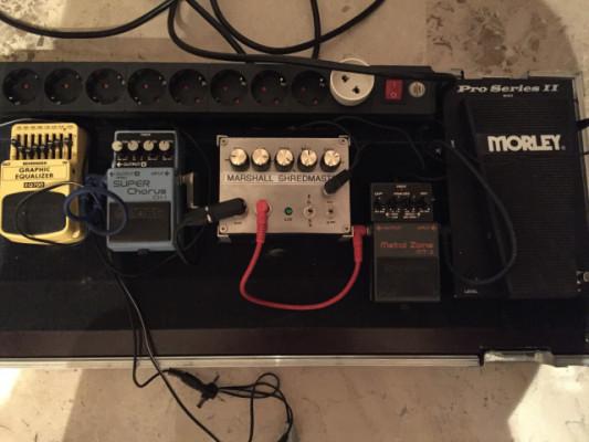 Morley Pro Series II + Fligthcase