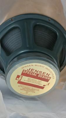 """Pareja de altavoces JENSEN C12K 16Ohm 100W 12"""""""