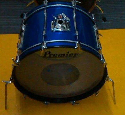"Bombo 22x14 Premier ""Elite"" 70's"