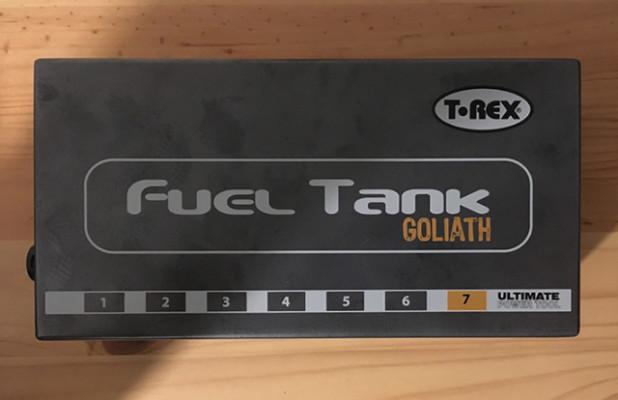 T-Rex Fuel Tank Goliath power supply