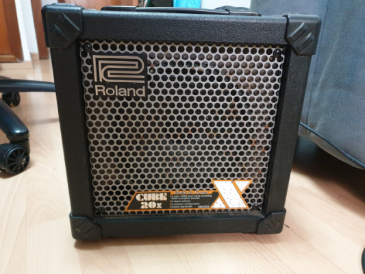 Vendo o cambio Roland Cube 20 X