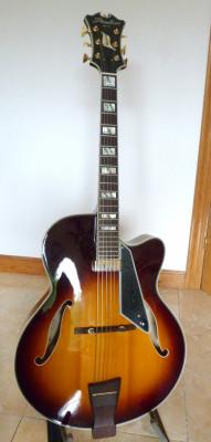 guitarrón de Jazz Archtop PEERLESS MONARCH