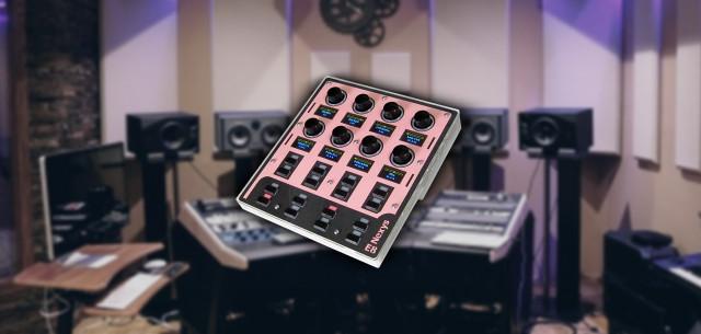 Controlador MIDI - Nexys E8.
