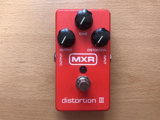 MXR M-115 DISTORTION III 3