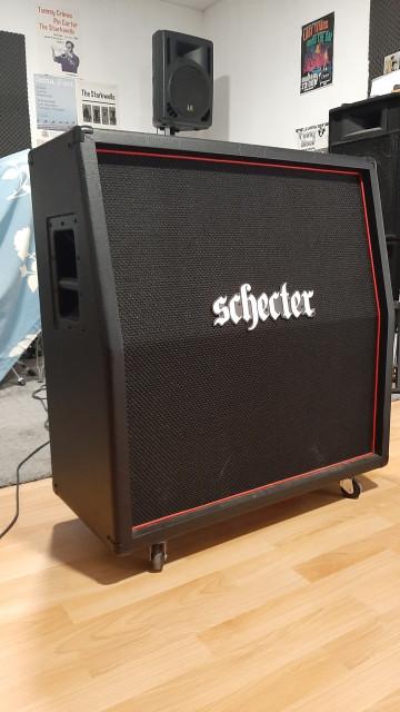 Pantalla Schecter Hellraiser Stage SR412-SLE