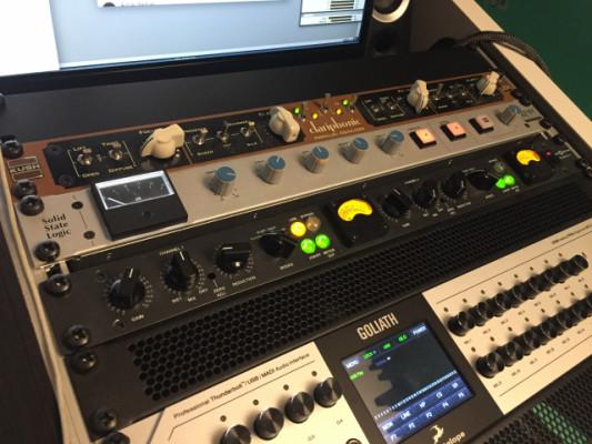 KUSH Audio Clariphonic (Parallel Equalizer)