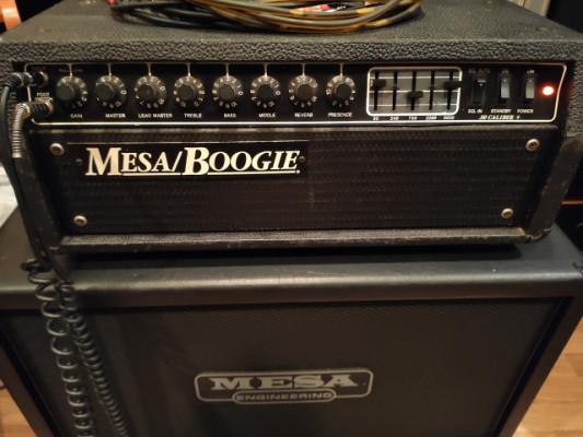 Mesa Boogie Caliber 50 plus