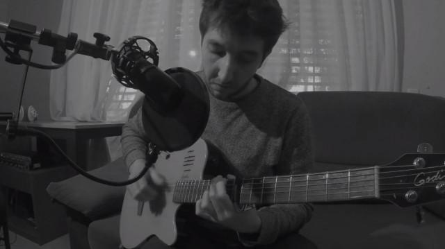 Guitarrista acústico busca cantante