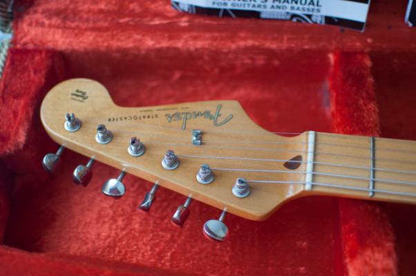 Fender Stratocaster vintage 57 surf green