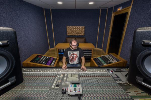 Clases de grabación, mezcla, edición y Pro Tools